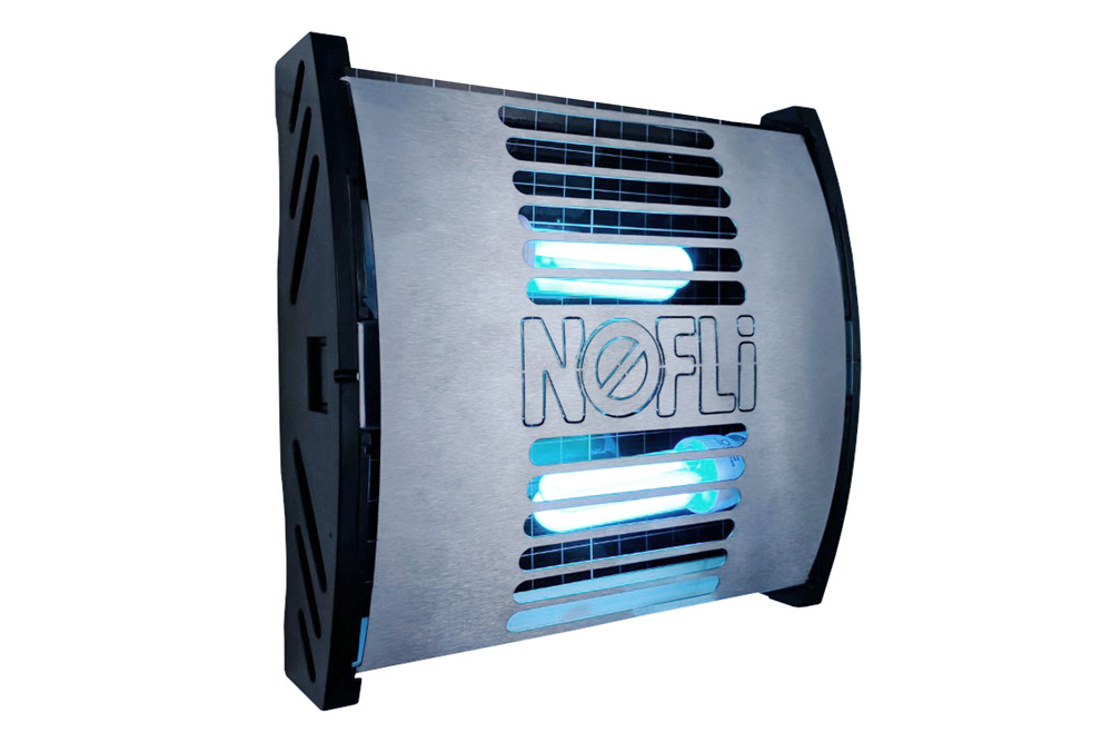 NoFli 26W Unit Cutout 2